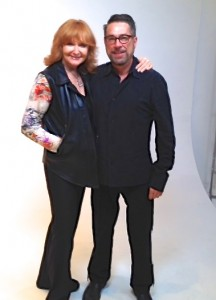 Vivienne MacKinder and Anthony Marsalese