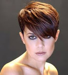 Create instant fringe with a Sherri Renee Hair Enhancement.